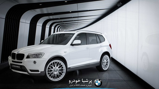 طراحی بیلبورد شرکت پارس خودرو