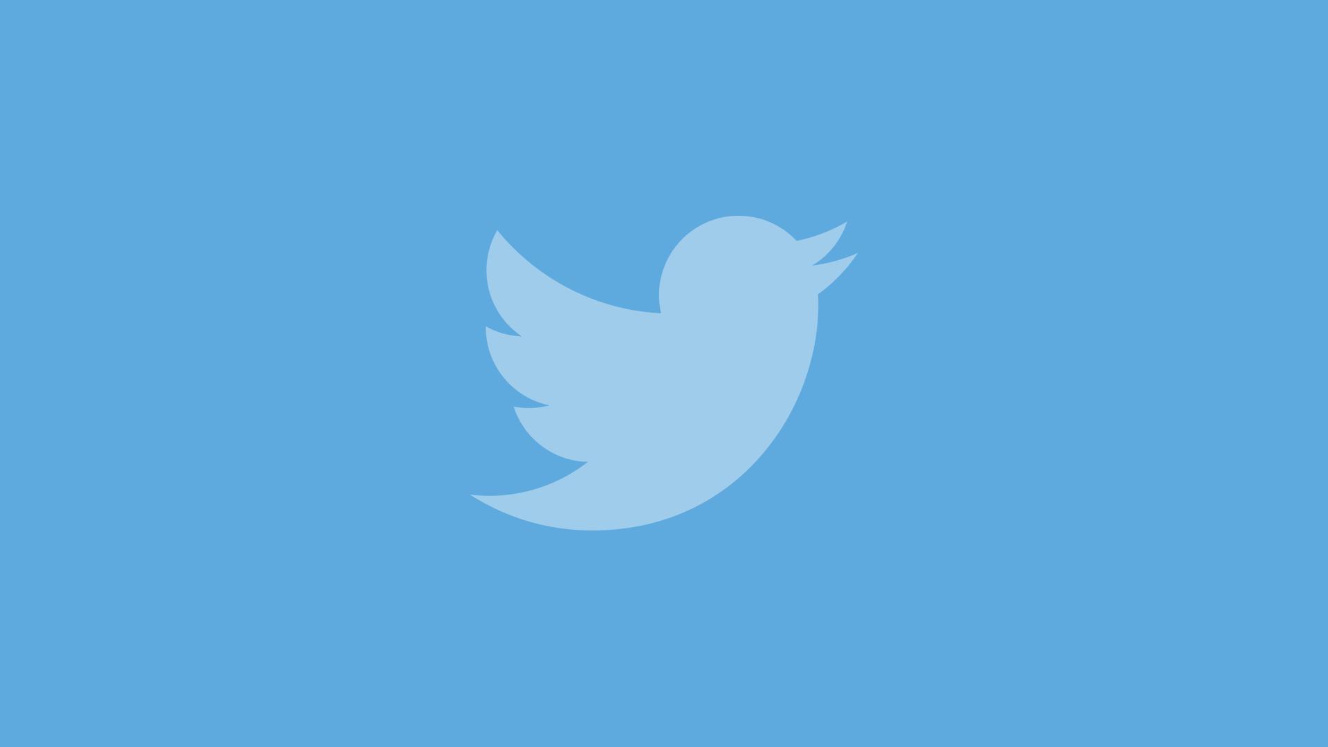 زیبایی شناسی لوگو توییتر